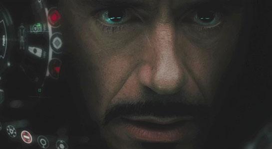Второй трейлер фильма «Железный человек 2»