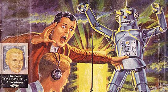 Спилберг экранизирует «Робопокалипсис»?