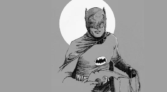 Сэм Рокуэлл — Бэтмен