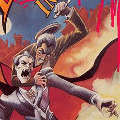 Джек Потрошитель сразится с Дракулой