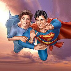 Супермен нашел свою Лоис