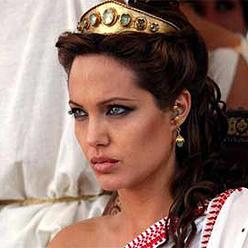 Анжелина Жоли обещает другую Клеопатру