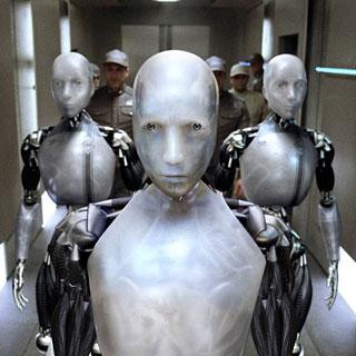 Я все еще робот