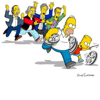 «Симпсоны» будут закрыты