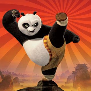 Китайская кунг фу панда