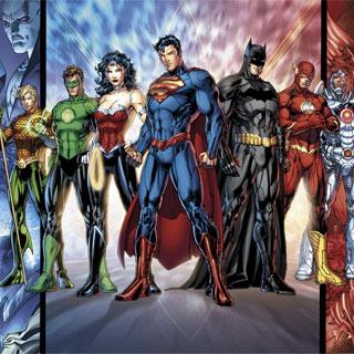 С кем сразится «Лига справедливости»?
