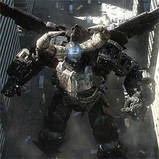 Гигантские роботы приходят в кино