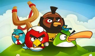 Sony займется Angry Birds