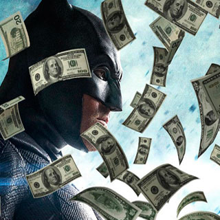 «Бэтмен против Супермена»: негатив против кассы