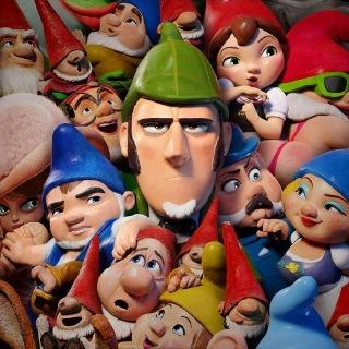Рецензия на анимационный фильм «Шерлок Гномс»