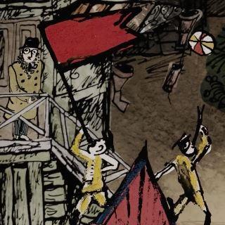 На анимационную премию «Икар» претендуют отец и сын Габриадзе