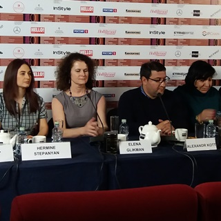 Фильм «Спитак» на 40-м Московском кинофестивале