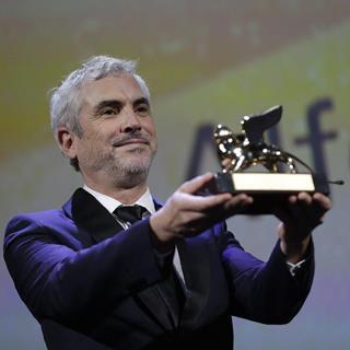 Альфонсо Куарон выиграл в Венеции
