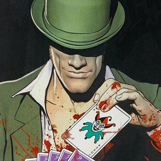 Бумажные комиксы. «Бэтмен» Тома Кинга: «Война Шуток и Загадок»