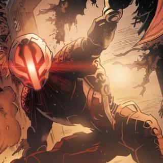 Бумажные комиксы. «Бэтмен» Джеймса Тайниона IV: «Бог из машины»