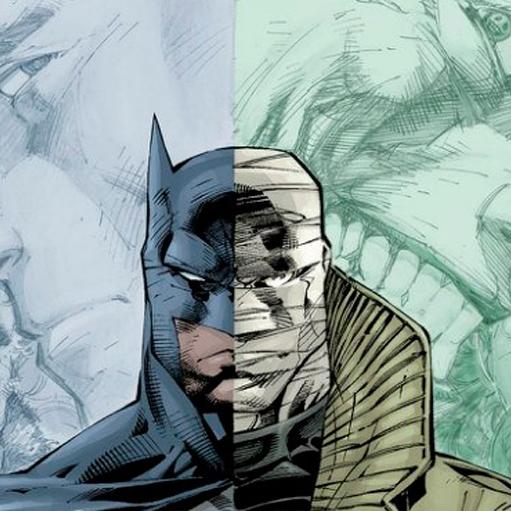 Бумажные комиксы. «Бэтмен» Джефа Лоэба и Джима Ли: «Тихо!»