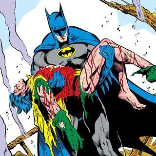 Бумажные комиксы. «Бэтмен» Джима Старлина и Джима Апаро: «Смерть в семье»