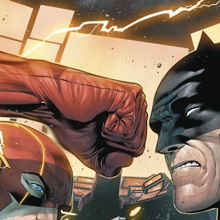 Бумажные комиксы. «Бэтмен / Флэш» Джошуа Уильямсона: «Цена»