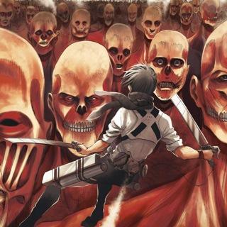 Бумажные комиксы. «Атака на титанов» Хадзимэ Исаямы: том 16