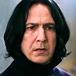 Профессор Северус Снейп фильм Гарри Поттер и Философский камень (2001)