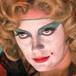 Джанет Уайз - героиня фильм Шоу ужасов Рокки Хоррора (1975)