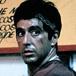 Тони Монтана фильм Лицо со шрамом (1983)