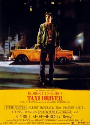Трэвис Бикл ('Таксист')