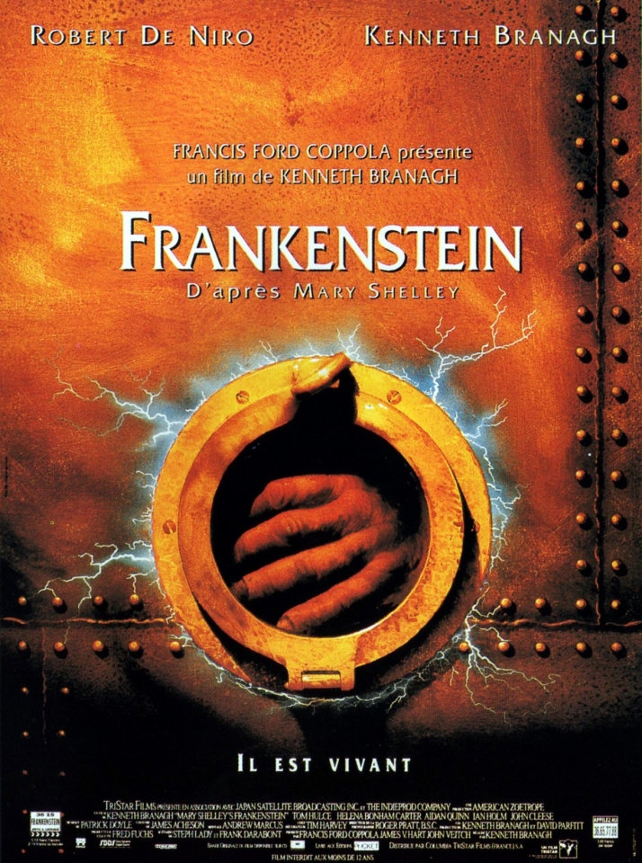 a critical analysis of frankenstein a movie by francis ford coppola Bram stoker's dracula opened in 1992 and marked the first significant box-office victory for director francis ford coppola frankenstein.