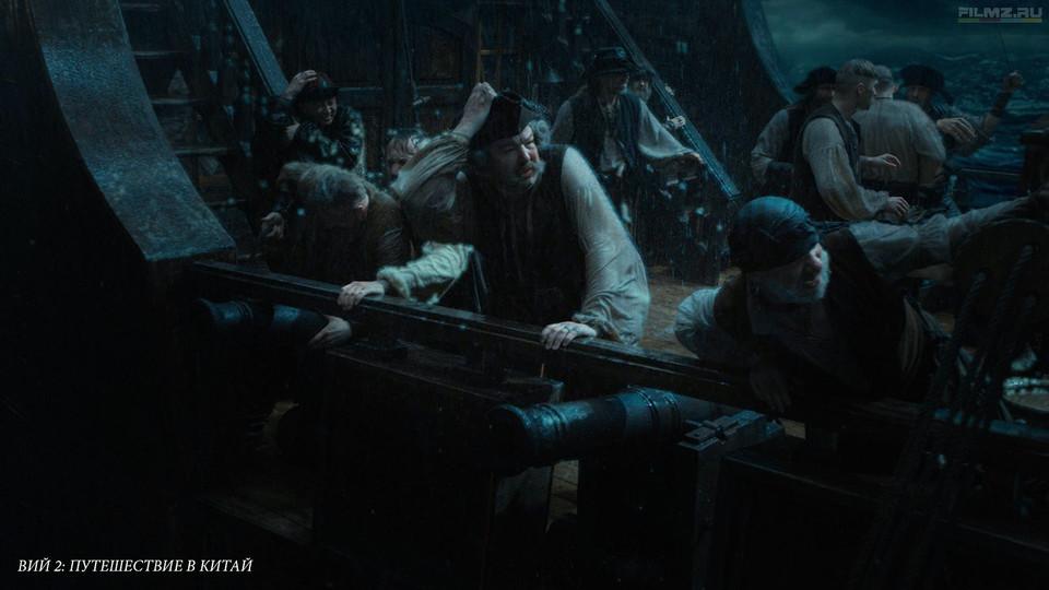 кадры из фильма эксклюзив Тайна печати дракона Александр Робак, Сергей Лобанов,