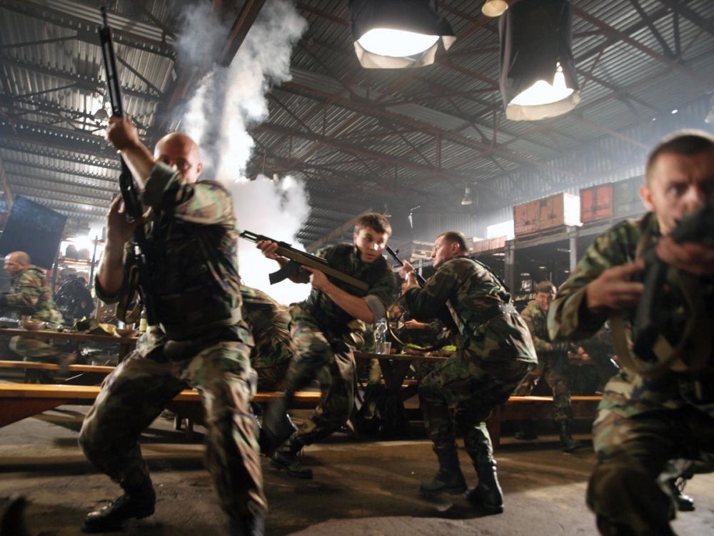 кадры из фильма На игре