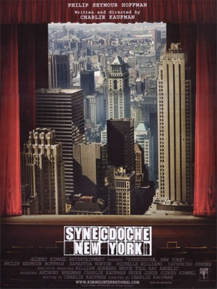 synecdoche new york essays Synecdoche new york essay, creative writing activities year 8, phd programs in creative writing california helped gabs with her essay today now its 11pm should i start my artifacts or do them early tmr morning hmmmm.