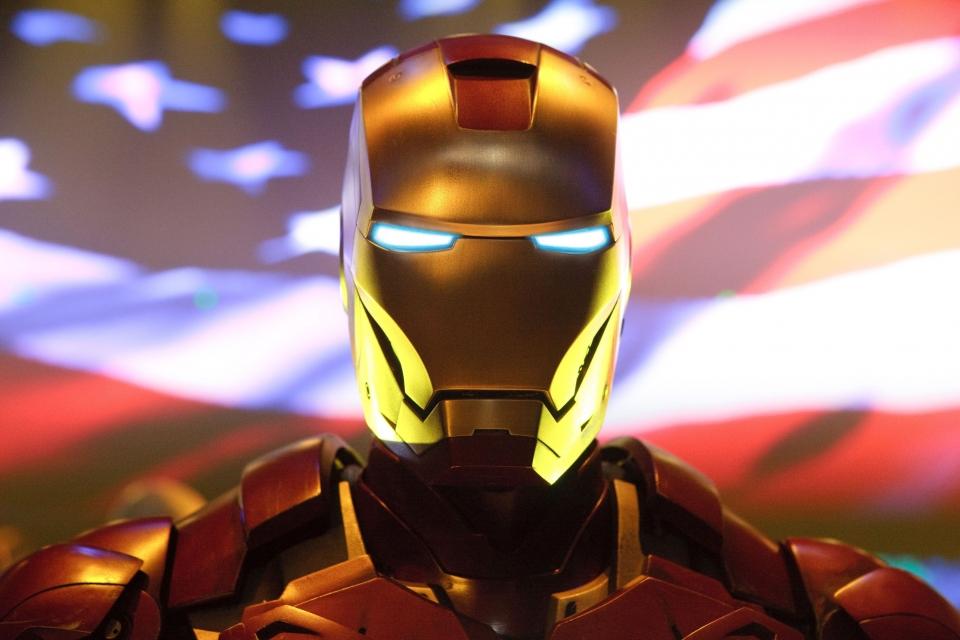 Железный человек 2 / Iron Man 2.