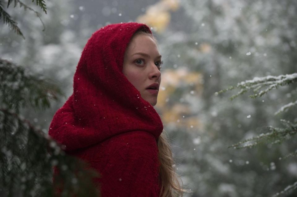 Красная шапочка третий кадр