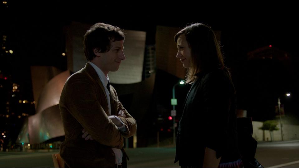 кадры из фильма Селеста и Джесси навеки Энди Самберг, Рашида Джонс,