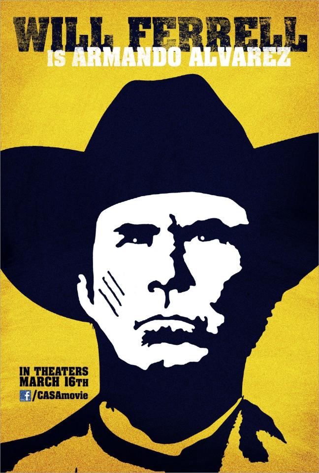 плакат фильма постер В доме отца