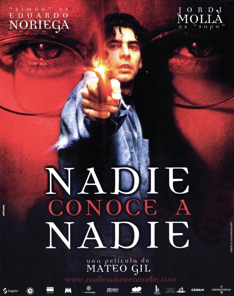 плакат фильма Никто никого не знает