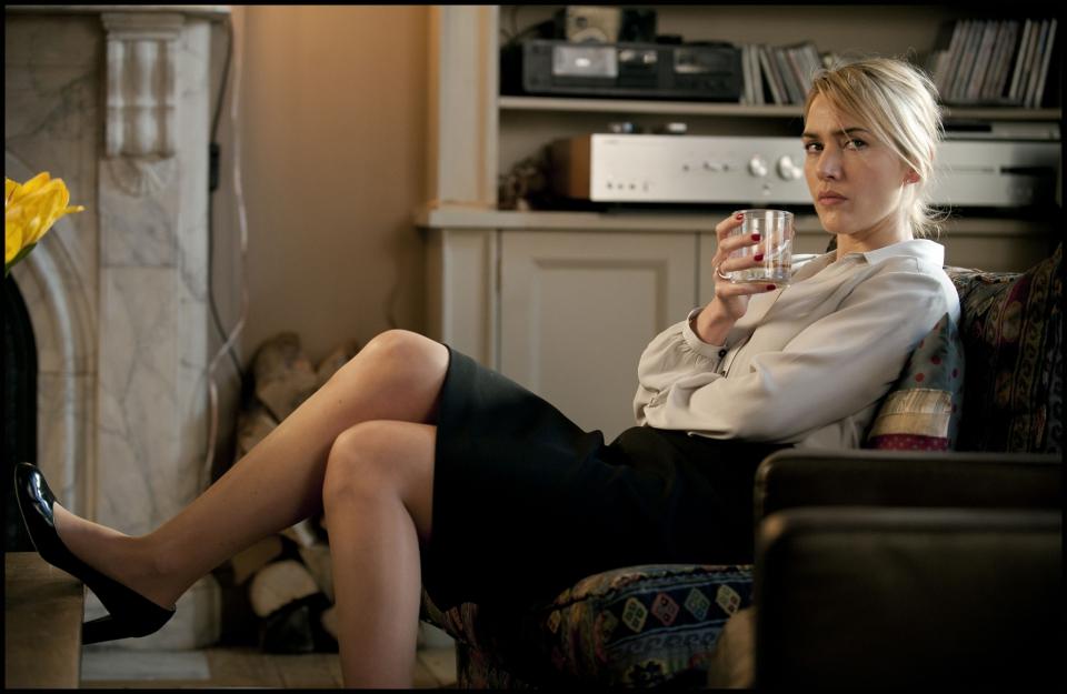 кадры из фильма Резня Кейт Уинслет,