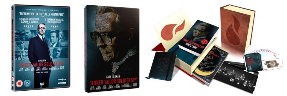 DVD Blu-Ray Шпион, выйди вон!