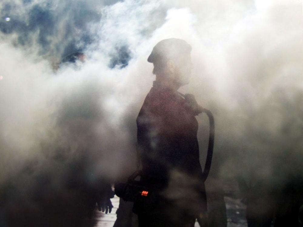 кадры из фильма Планета страха