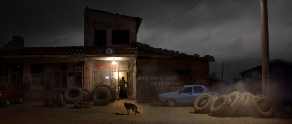 кадры из фильма Однажды в Анатолии