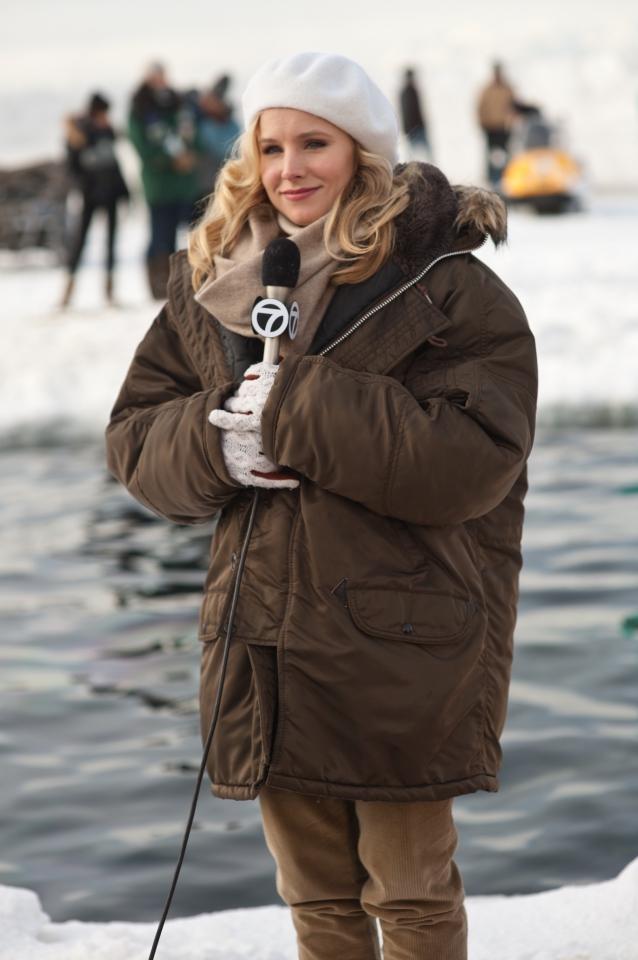 кадры из фильма Все любят китов Кристен Белл,