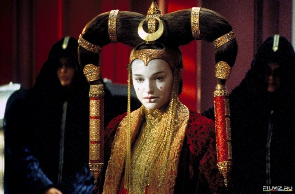 кадры из фильма Звездные войны: Эпизод I — Скрытая угроза Натали Портман,