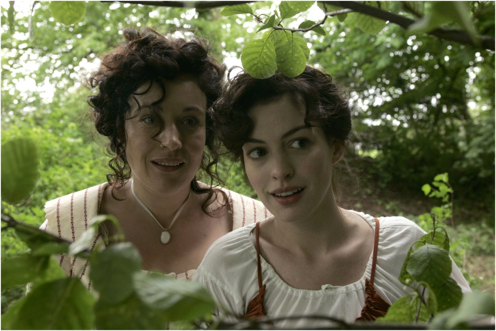 кадры из фильма Джейн Остин
