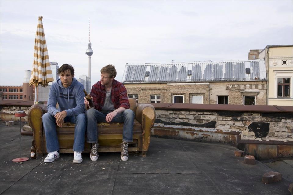 кадры из фильма Мужчины в большом городе