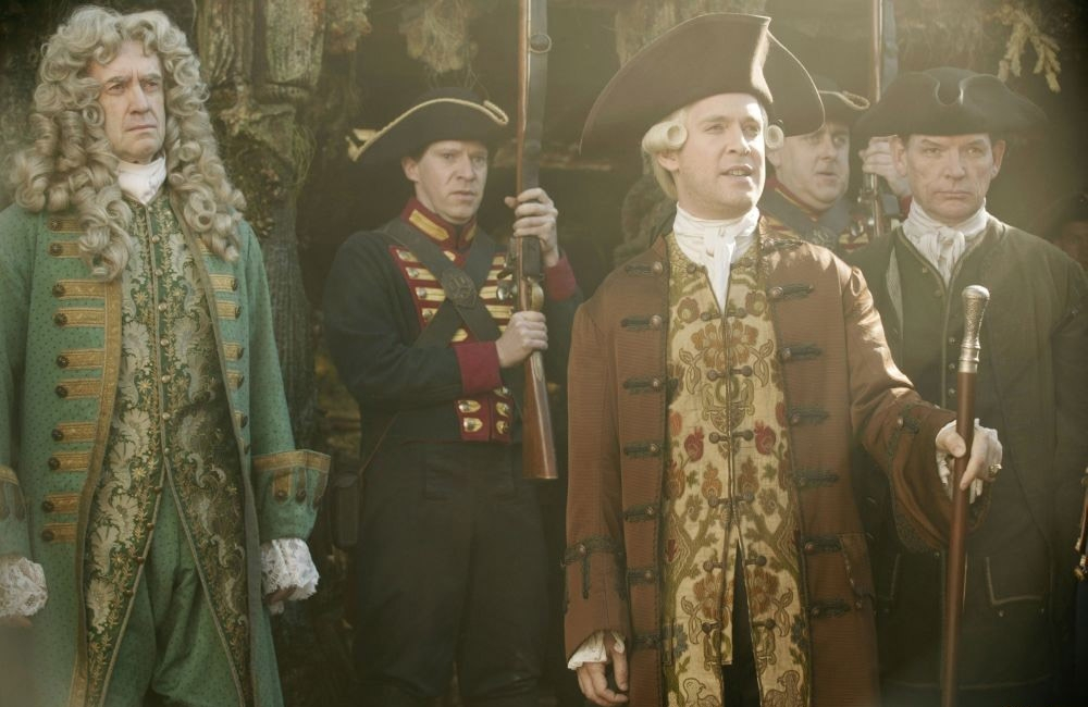 кадры из фильма Пираты Карибского моря: На краю света Дэвид Скофилд, Том Холландер, Джонатан Прайс,