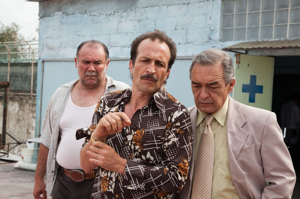 кадры из фильма «Веселые» каникулы Фернандо Бесеррил,