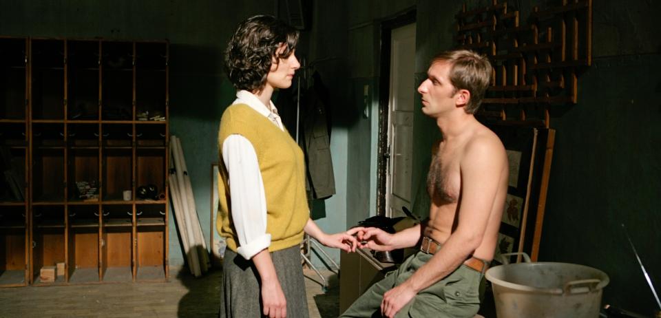 кадры из фильма В краю крови и меда Жана Марьянович, Горан Костиц,