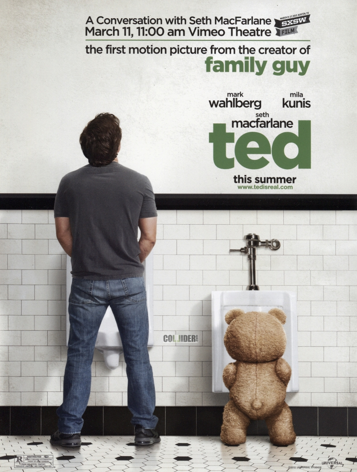 плакат фильма постер Третий лишний