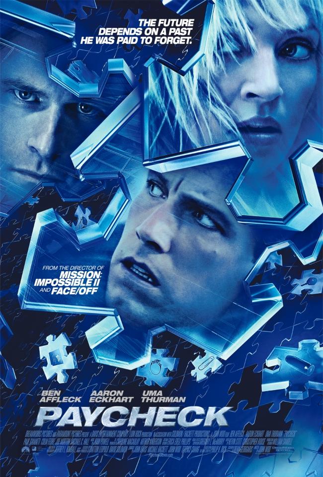 плакат фильма постер Час расплаты