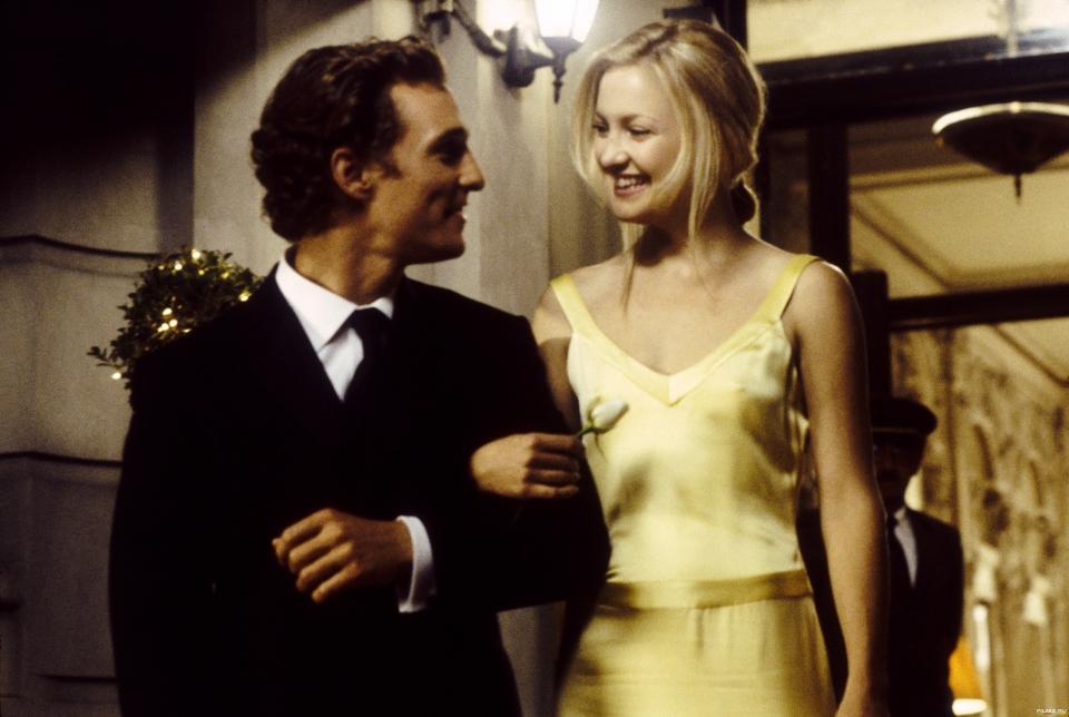кадры из фильма Как отделаться от парня за 10 дней Кейт Хадсон, Мэтью Макконахи,